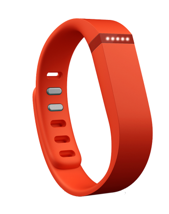 Fitbit Flex - Tangerine - Oranje