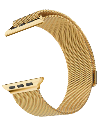 HOCO Milanese Apple watch band 38mm - Goud